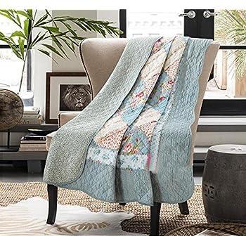 Alicemall Tagesdecke Baumwolle Bettüberwurf 150x200cm Sofa Couch ...