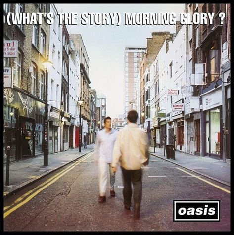 Oasis: (What's The Story) Morning Glory? [2xWINYL]