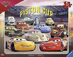 Ravensburger-Cars 3Puzzle Marco Amigos de Flash CARS335Piezas, 06157