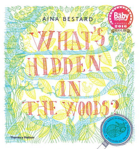 What's Hidden in the Woods? par Aina Bestard