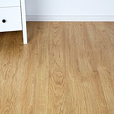 8.3mm - Laminate Flooring - Select Oak Effect - 1.905m2 - cheap UK light shop.