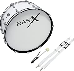 BASIX Marching Bassdrum 24 x 10""