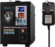 Fanryy Spot Welder, Dual Mode Pedal Battery Spot Welder Dual Pulse Dual Display Precision Battery Touch Welders Spot Welding