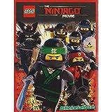 LEGO Ninjago Movie Stickeralbum, 1 Stück