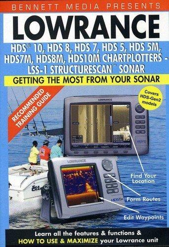 Lowrance Hds 10, Hds 8, Hds 7, Hds 5, Hds 5m, Hds7m, Hds8m, Hds10m Chartplotters - Lss-1 Structurescan(tm) Sonar Marine Sonar