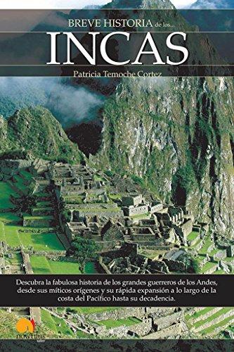Breve Historia De Los Incas por Patricia Temoche Cortés