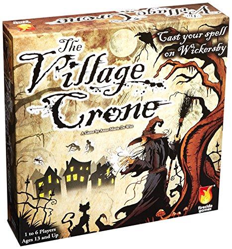 Fireside Games FSG01006 - Brettspiele, Village Crone