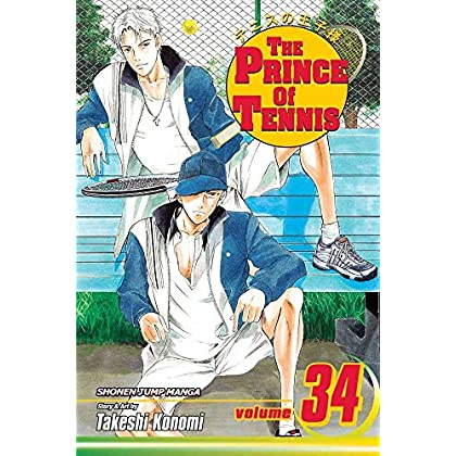 [(The Prince of Tennis: v. 34)] [By (author) Takeshi Konomi ] published on (October, 2012)