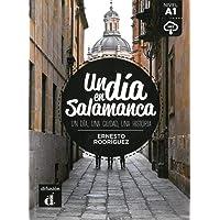 Un día en Salamanca. Buch + Audio online: Spanische Lektüre für das 1. und 2. Lernjahr mit Audio-Download