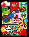 Bande dessinée vierge: Livre Pour Créer Votre Comic