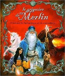 Le grimoire de Merlin : Toute l'histoire du fantastique et du merveilleux