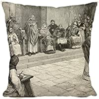 Media Storehouse 12X12 Cushion Of Council Of Whitby (573961)