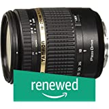 Renewed  Tamron AF 18 270mm F/3.5 6.3 Di II VC PZD Telephoto Zoom Lens with Hood for Sony DSLR Camera