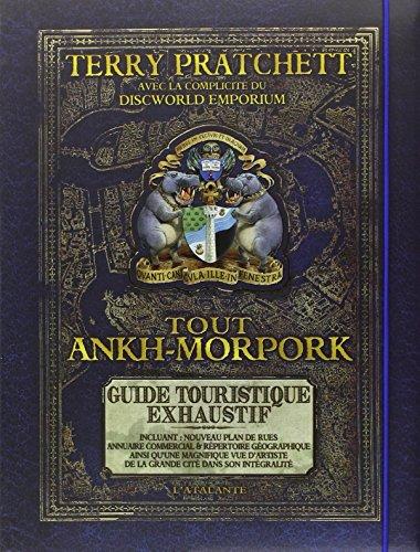 Tout Ankh-Morpork par Terry Pratchett