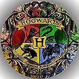 Fondant Tortenaufleger Tortenbild Geburtstag Harry Potter N18