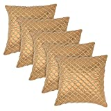 Eccellente Golden Cushion Cover 16 X 16 ...
