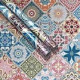 Vinilos Decorativos Y Murales 5 M Cocina Pegatina A Prueba De Aceite Estufa Casera Resistente A Altas Temperaturas Papel De Aluminio Pegatina De Aceite Campana Impermeable Azulejo Pegatina De Pared
