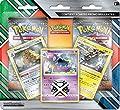 Pokemon - Coffret - Pack 2 Boosters + Cartes Promos, POBRAR10