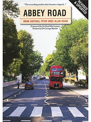 Brian Southall/Peter Vince/Allan Rouse: Abbey Road - Revised And Updated