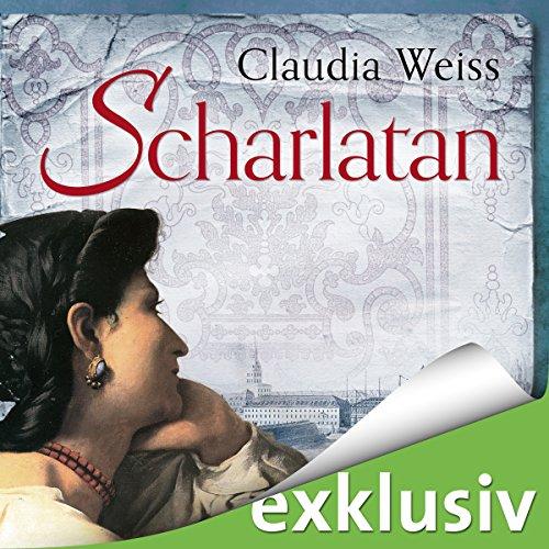 Buchseite und Rezensionen zu 'Scharlatan' von Claudia Weiss