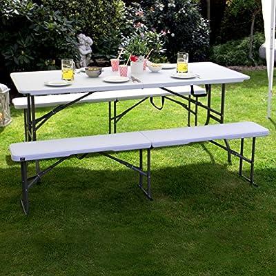 Vanage Kunststoff, zusammenklappbar von Vanage auf Gartenmöbel von Du und Dein Garten