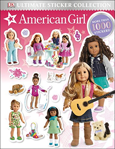 lection: American Girl (Ultimate Sticker Collections) ()