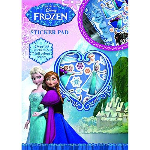 Reine des Neiges - FNSTP - Kit Loisirs Créatifs Coloriages et Stickers - Disney