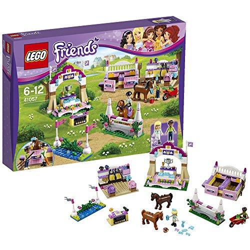 Preisvergleich Produktbild LEGO Friends 41057 - Große Pferdeschau