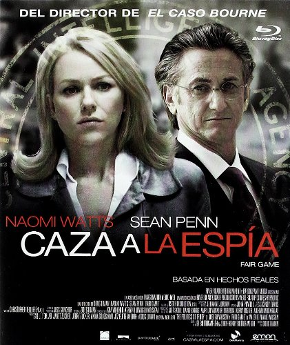 Caza A La Espía [Blu-ray] 617C3Zf0AsL