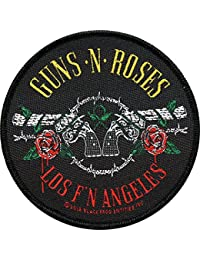 Guns N 'Roses Hard Rock Sleaze Rock Patch F 'n Angeles Patch 9.5 CM by Unknown