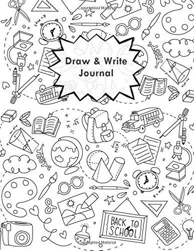 Draw & Write Journal: Primary Journal Notebooks/writing journal for kids por Jye Wynn