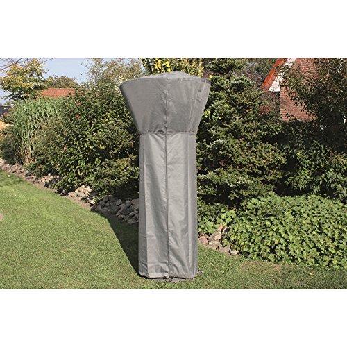 Siena Garden Schutzhülle Oxford, 160x78x80cm, Material: Polyester in anthrazit