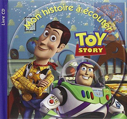Toy Story 1, MON PETIT LIVRE CD par Walt Disney