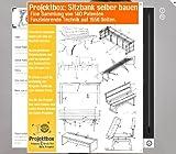 Sitzbank selber bauen: Deine Projektbox inkl. 1556 Seiten Original-Patente bringt Dich mit Spaß ans Ziel!