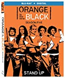 Orange Is the New Black: Season Five [USA] [Blu-ray]