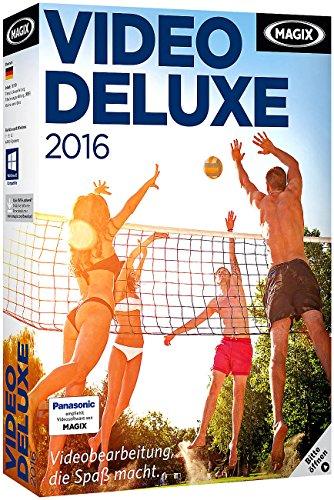 Magix Video Deluxe 2016 Codec Video