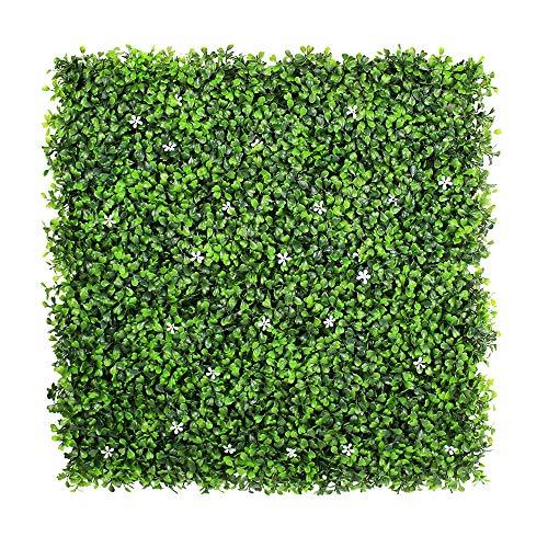 Lot de 6panneaux de feuilles de lierre artificielles pour...