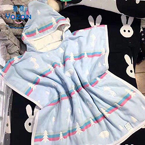 KK&MM Oversized Handtuch Baumwolle Erwachsene Dick Weich Super Saugfähig weiblich Modelle Schöne Kinder Cartoon, 160x80cm, elvis (80 * 160cm)