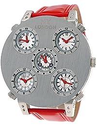 Pure time-damenuhren 691135–12Herren armbanduhr