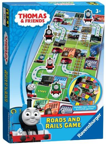 Ravensburger Thomas und Freunde, Straßen und Rails Spiel