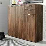 Kommode Sideboard Highboard Anrichte Standschrank P82 Typ 160 stirling eiche