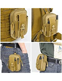 Outdoor Tactical Waist Belt Pack Bag Wallet Sports Camping Hiking Pouch