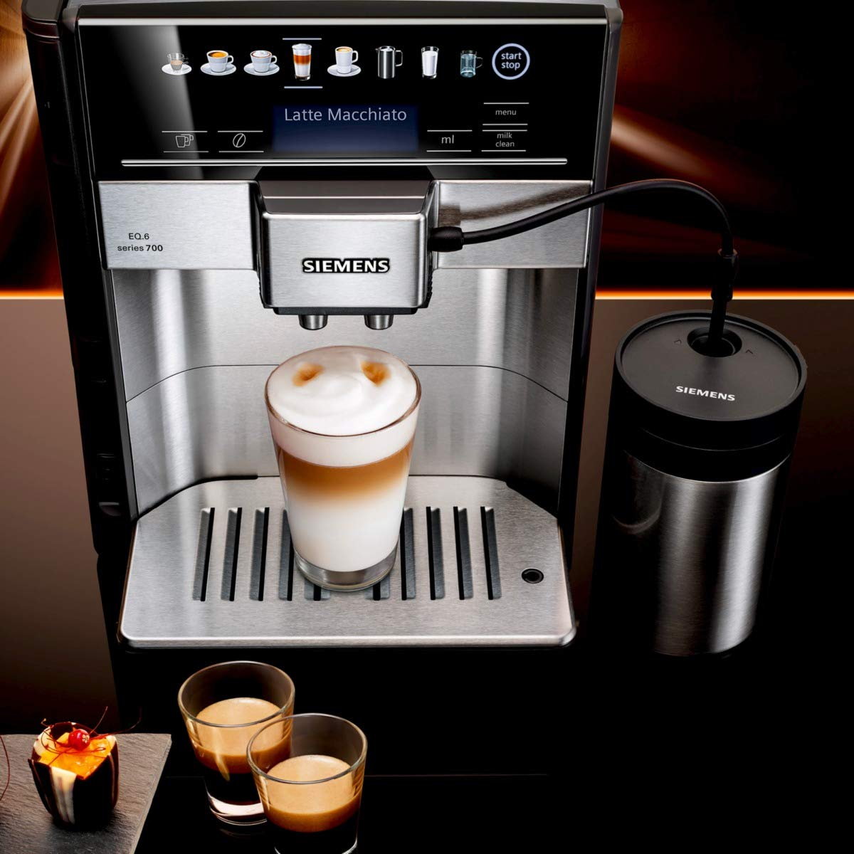 Die Besten Kaffeevollautomaten furs Buro