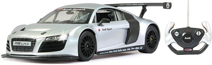 Jamara 404430 - RC Audi R8 LMS 1:14, silber