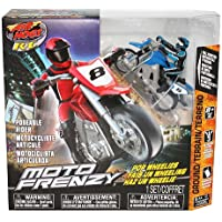 Air Hogs R/C Moto Frenzy Motorcycle [Blue] - Compare prices on radiocontrollers.eu