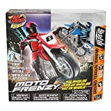 Air Hogs R/C Moto Frenzy Motorcycle [Blue]