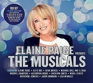 Elaine Paige Presents The Musicals