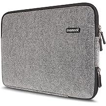Inateck 13-13,3 Funda protectora para 13 pulgadas portátil / Laptop / Ultrabook / netbook / MacBook, Gris