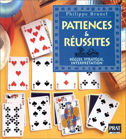 Patiences et réussites par P. Brunel