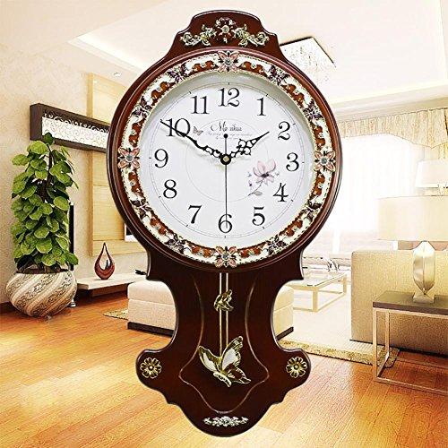 mcc-schmetterling-swing-wanduhr-massivholz-metall-diamant-zubehor-dekorative-schlafzimmer-wohnzimmer